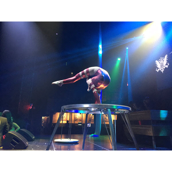 Contortion Table