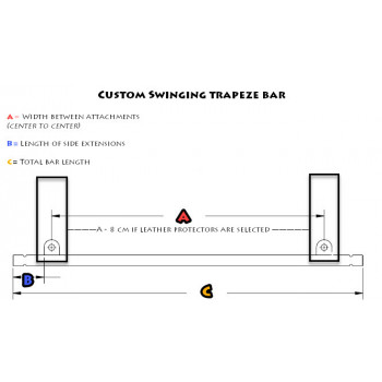 Swinging Trapeze Bar / Custom