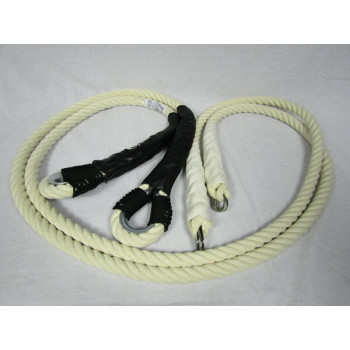 Ropes for any Aerial Trapeze / 2.5 m / Ecru (Pair)