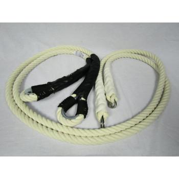 Cordes pour tous trapèzes / 2.5 mètres / Écru (Paire)