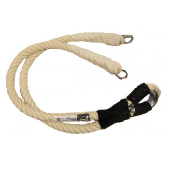Rope for Aerial Ring / Lyra / Double points (Rope ONLY) by Circus Concepts