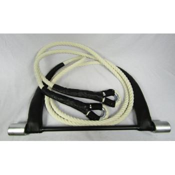 Swinging Trapeze / 3m Ropes / Ecru